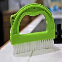 Tile Grout Cleaner Brush Tile Kitchen Bathroom Cleaning Scrubber Brusher HO
