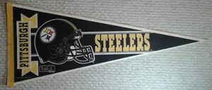 Pittsburgh Steelers Full Size NFL football Pennant