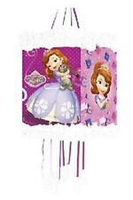 SOFIA THE FIRST Birthday Party Small Pull String Piñata