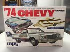 missing parts 1:25 MPC model car kit 1974 CHEVY CAPRICE Drag Team Police #1-7404