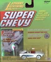 1961 Chevy Corvette 1:64 Super Chevy Magazine December 1999