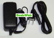 Long 12vDC AC Adapter Power Supply Cord Fits Numark NS6 N4 Digital DJ Mixer 12ft