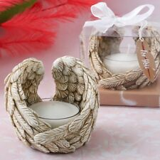 60 Angel Wing Table Décor Candle Holder Wedding Bridal Shower Party Favors