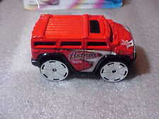 Hot Wheels Mint Loose Astros Coca Cola Hummer H2