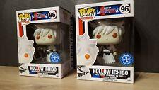 Funko pop hollow ichigo (box used) set 2 figure