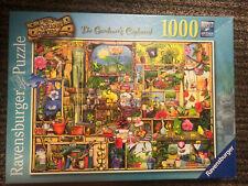 Ravensburger 1000 Piece Jigsaw Puzzle The Gardeners Cupboard
