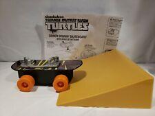 2012 Teenage Mutant Ninja Turtles SEWER SPINNIN SKATEBOARD Set From Nickelodeon