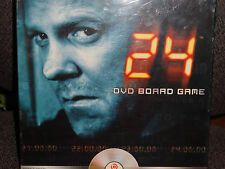 24 DVD BOARD GAME, 2 OR MORE PLAYERS, TEENS & ADULTS