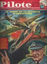JOURNAL PILOTE N°152 . 1962 + PILOTORAMA .