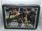 Vintage 1977 Kenner Star Wars Mini-Action Figure Collector's Case w/ 2 Trays