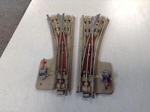 Hornby Three Rail Points Left And Right