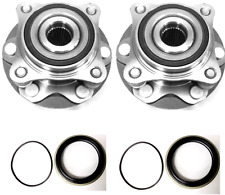 FRONT WHEEL HUB BEARING ASSEMBLY FREE O-RING AND SEAL PAIR FOR TOYOTA LEXUS 4X4