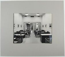 STEWART ROSS JAMES Black White Photograph Mid Century Modern Furniture Cunard a