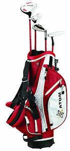 """Founders Atom Complete Junior Golf Set - Youth 6 -10 years old - 45"""" - 54"""" tall"""