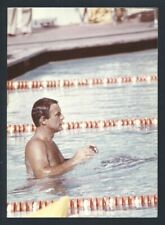 1970s ROBERT CONRAD Live Candid Shirtless In Swimsuit Vintage Original Photo nb