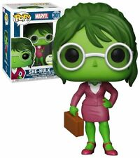 Marvel She-Hulk Lawyer Pop! Vinyl - New in stock 2018 Convention Exclusive