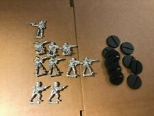 Warhammer 40k Imperial Guard Praetorians Squad Read Description