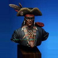 1/10 Scale Ancient Warrior Bust Garage Kits Unpainted Resin Figure Model Statue