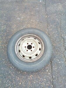 Iveco 35 S 11  2006-2012 225 65 R16C Wheel And Tyre