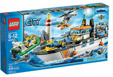 City Ship/Boat LEGO Complete Sets & Packs