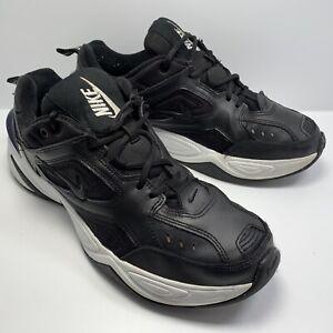 Nike M2K Tekno AV4789-002 Black Off-White Trainers Size UK 12 EU 47.5 US 13