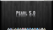 Pearl OS live USB linux MATE desktop 64bit based on Mint Ubuntu OSX theme pinguy
