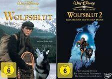2 DVDs Wolfsblut 1+2 (Walt Disney) - Neu/OVP