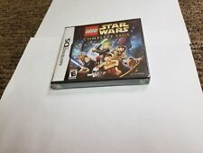 LEGO STAR WARS:THE COMPLETE SAGA (Nintendo DSi, 2007) new sealed