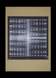 Large hand crafted abstract silkscreen / screen print - Hirst Emin Bauhaus Kaws