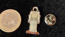 HONDA PIN BADGE ASTRONAUTA NASA SPAZIO Asimo con scritta Space