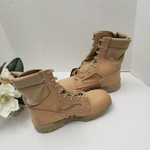 Bates Men Boots DuraShocks Steel Toe Electrical Hazard Safety Footwear EO1228 11