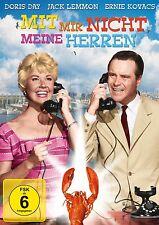 Mit mir nicht, meine Herren (Doris Day, Jack Lemmon) DVD NEU + OVP!