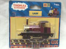 ERTL THOMAS FRIENDS - 'LADY' & Locomotora-ON tarjeta