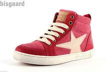 Medium Freizeiten Turnschuhe/sneakers für Mädchen aus Leder mit Reißverschluss