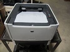 HP Hewlett Packard LJ P2015dn Laser Printer Pages since last maintenance :34721