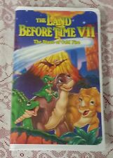 VHS - THE LAND BEFORE TIME VII THE STONE OF COLD FIRE CHILDREN'S & FAMILY G