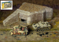 Sd.kfz 142/1 Sturmgeschutz III Fast Assembly Plastic Kit 1:72 Model 7522 ITALERI