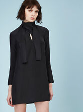 SALE!! Hold Back Dress Black. C/meo Collective. Size S. Silk. New with the tags