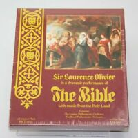 Sir Laurence Olivier: The Bible Box set Audio CD