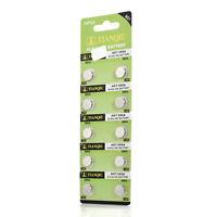 10pcs AG7 LR927 LR57 SR927W 399 GR927 1.55V Button Cell coin Battery Batteries