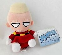 Zapp Brannigan Mopeez Funko Plush Toy Matt Groening Blond Hair Futurama 2016