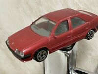 Bburago Citroen Xantia 1/43 Scale Red Near Mint Unboxed Made In Italy