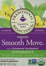 Traditional Medicinals Tea Smooth Move Ppprmi