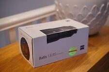 Zeiss Batis 85mm F 1.8 Lens Sony FE-Mount