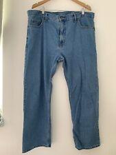 Mens Jeans BHS W40 L29 Blue Straight Classic <JS2231