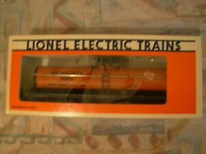 3 Rail Lionel Milwaukee Road Tank Car 6-19600