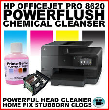 HP Officejet Pro 8620 Printer Head Cleaner -  Printhead Unblocker - Print Fix