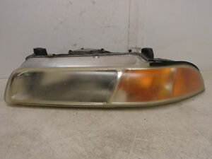97 98 99 00 Chrysler Cirrus Stratus Breeze Left Front Headlight Lamp OEM