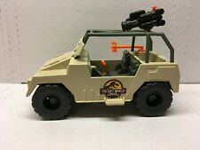 Jurassic Park The Lost World Trapper Jeep Vehicle Hasbro 1998 off-road Vintage