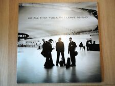 U2 LP All That You Can't Leave Behind Europe pressing 2000 + booklet